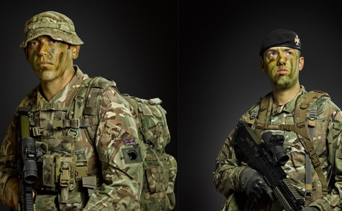 Soldiery (British Army Portraits)
