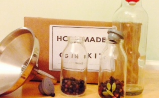 Home Made Gin Kit