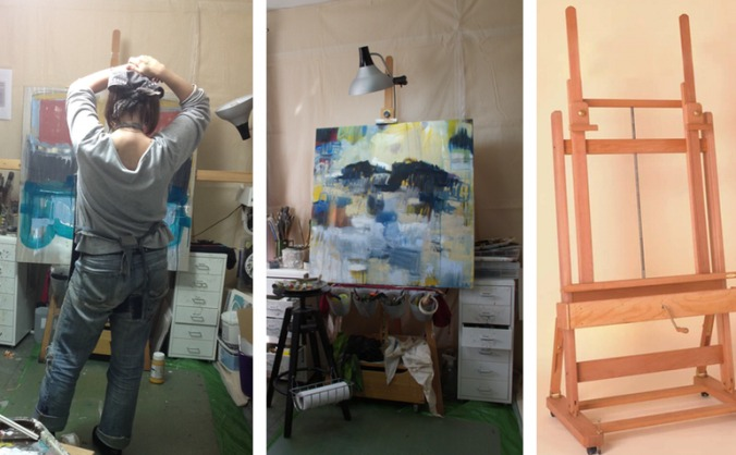 The Big Easel