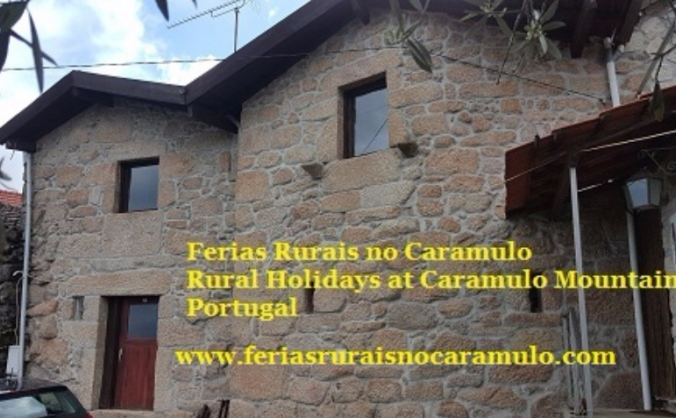 Rural Holidays in Caramulo Mountain Portugal