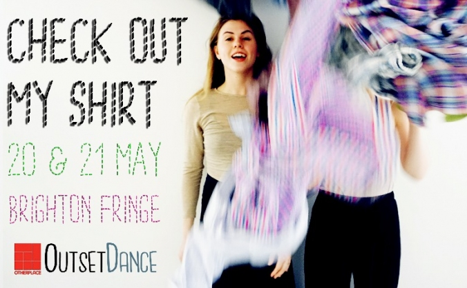 Get Outset Dance to Brighton Fringe