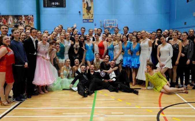 Bristol Ballroom and Latin - send us to Blackpool!