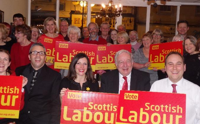 Reelect Thomas Docherty MP Dunfermline & West Fife