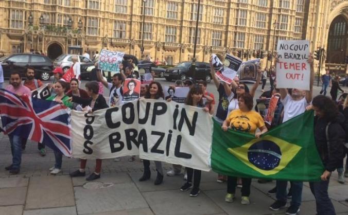 Internacional Meeting for Democracy in Brazil