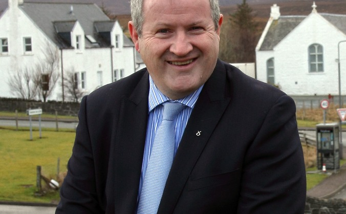 Ian Blackford SNP for Ross, Skye & Lochaber