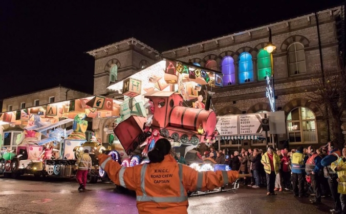 Help Fund Midsomer Norton Illuminated Carnival