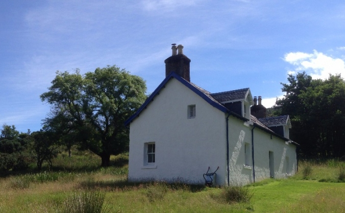 New Roof for Liddesdale Cottage