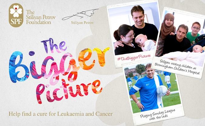 The Stiliyan Petrov Foundation: The Bigger Picture