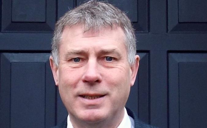 Derek Davis -  Independent Councillor Candidate