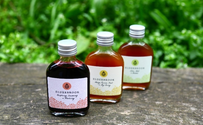 Elderbrook Cordial Tonics