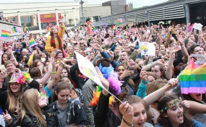 Durham Pride UK - Project Entertainment