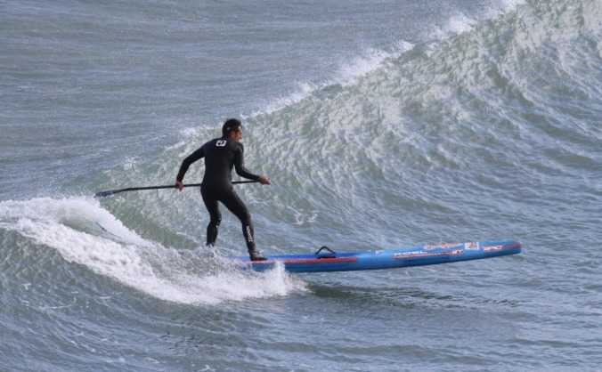 Help Andy get to the World Paddleboard Champs 4 GB