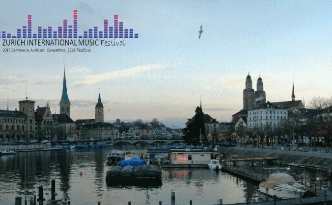1st Zurich International Music Festival