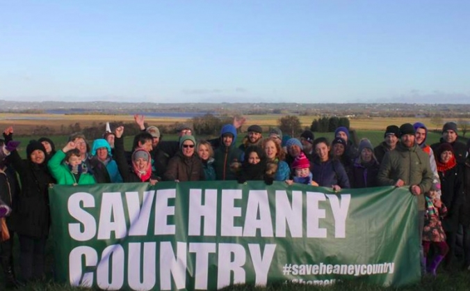Save Heaney Country: Protect Lough Beg