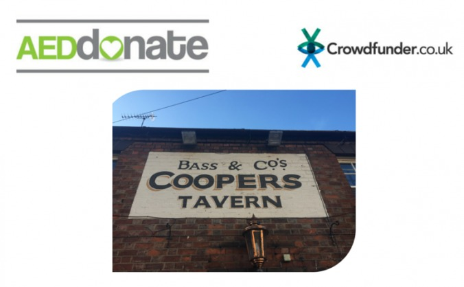 AED for The Coopers Tavern