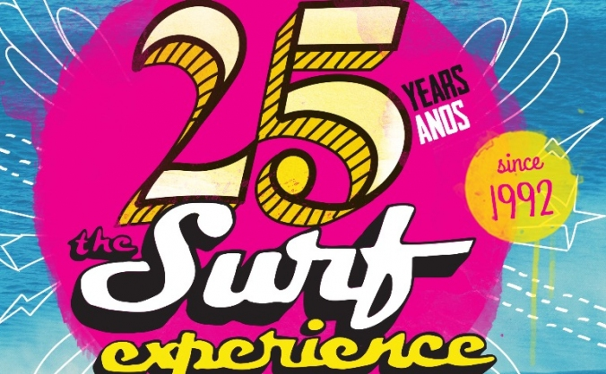 THE SURF EXPERIENCE 25 YEARS CELEBRATION