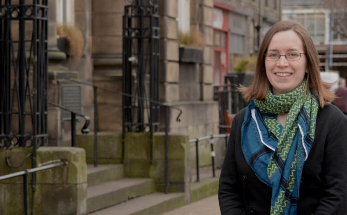Elect Mary Campbell for Portobello and Craigmillar