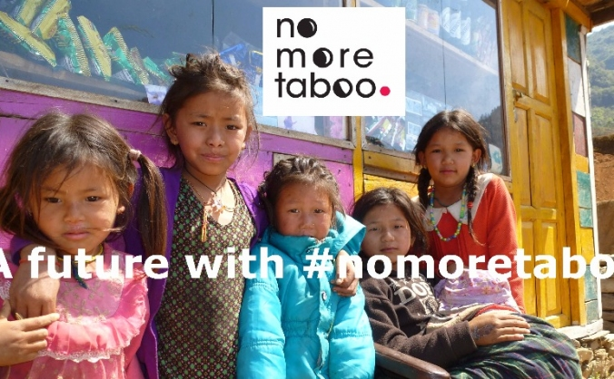 #nomoretaboo around periods
