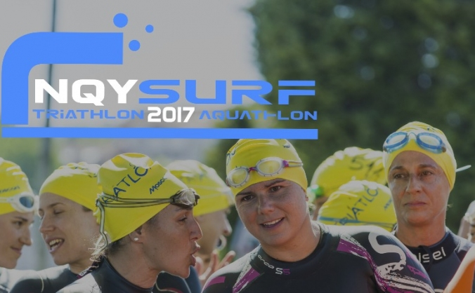 Newquay Surf Triathlon 2017