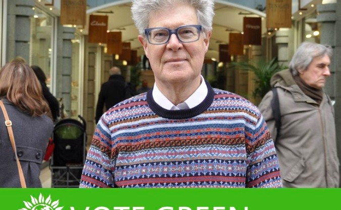 Help elect a Green MP in Guildford!