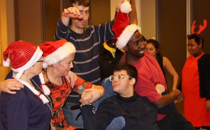 Pre-AMICI Dance Group for Disabled Adults
