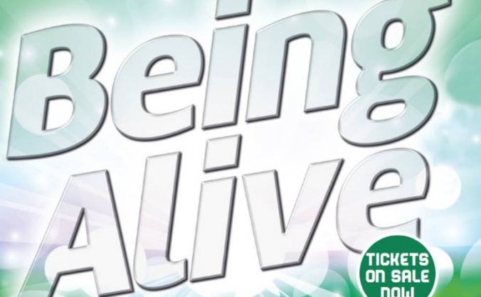 Being Alive - Charity Show
