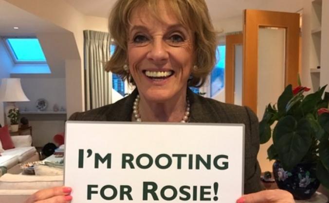 Rosie is Running