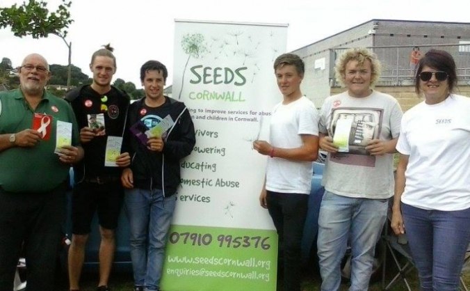 SEEDS Cornwall Minibus Crowdfunder