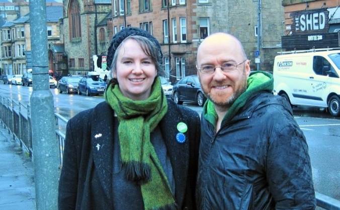 Tanya Wisely for Langside