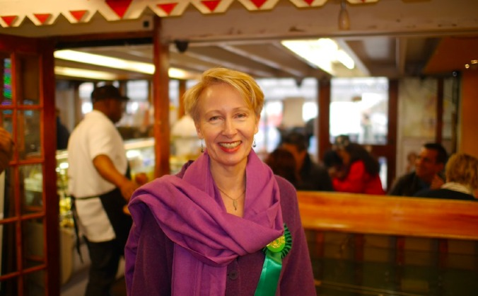Elect Tottenham's first Green MP