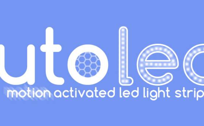 autoLED - Motion Activated LED Light Strip Kit