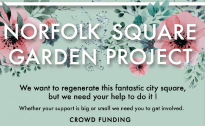 Norfolk Square Garden Project