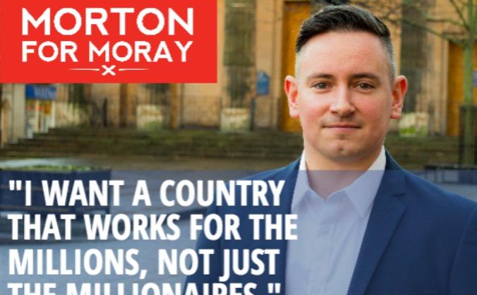 Morton For Moray 2015