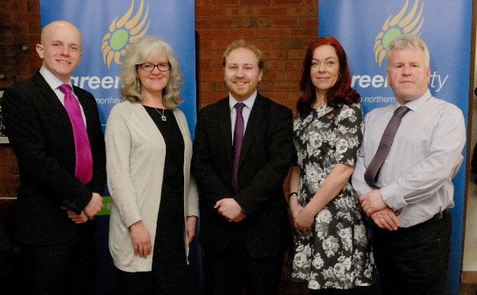 Green Party MPs for Northern Ireland