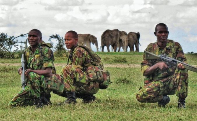 FORENSIC CSI RANGER TRAINING IN KENYA