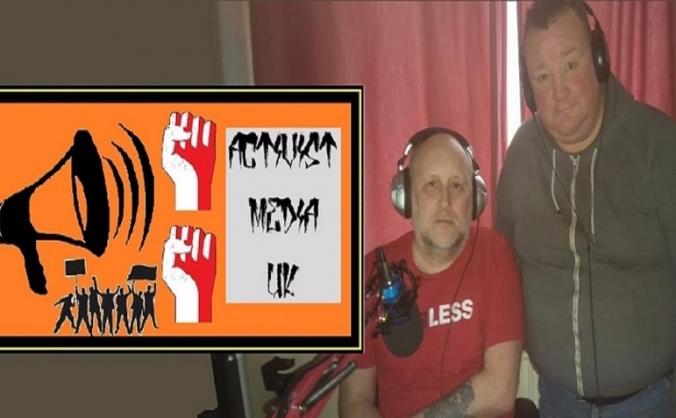 Help Activist Media UK Relocate