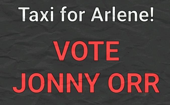 Vote Jonny Orr 1