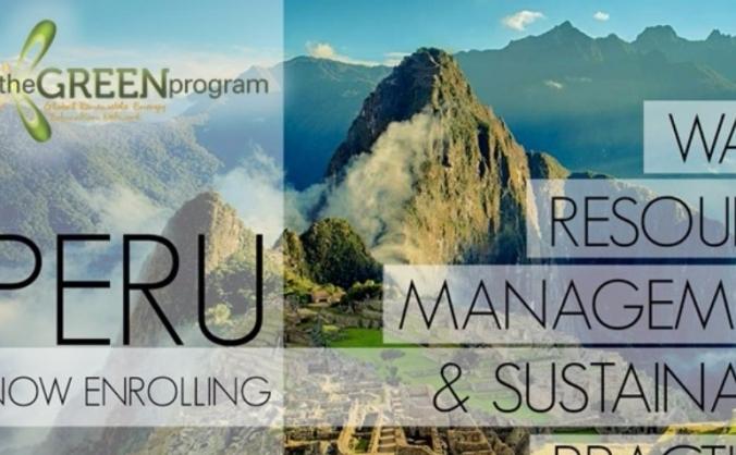 GREEN Program Peru