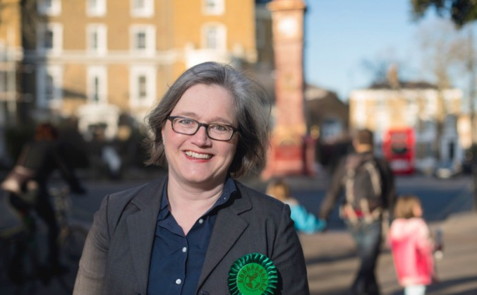 Help Caroline Russell turn Islington North Green