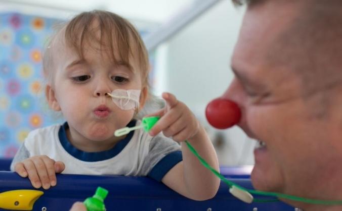 Clown Dr's @ Sunderland Royal Hospital