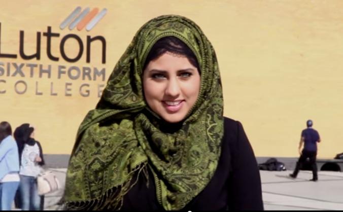 Sofiya Ahmed 4 Luton North