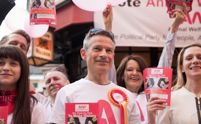 A Voice for Animals in the General Election