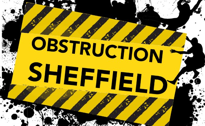 Obstruction Sheffield - Charity Obstacle Run