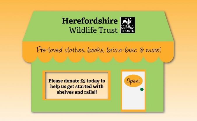 Herefordshire Wildlife Trust Community Shop