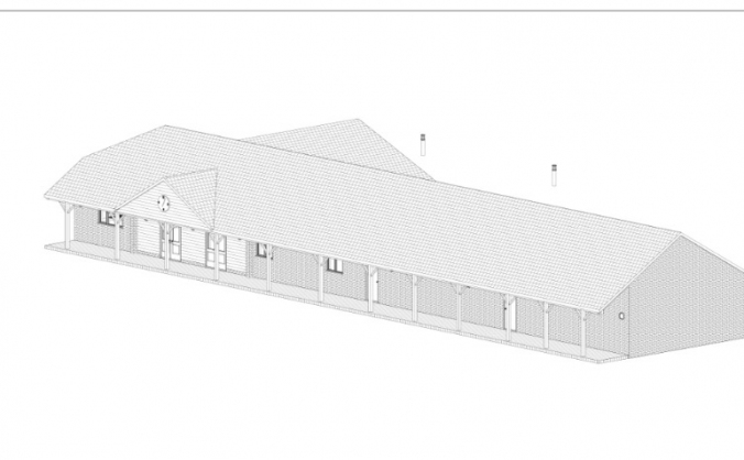 Rebuild football facilities at Felixstowe & Walton