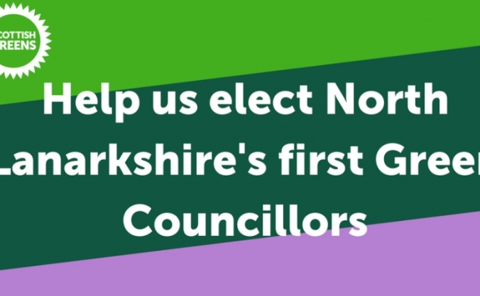 Help Turn North Lanarkshire Green