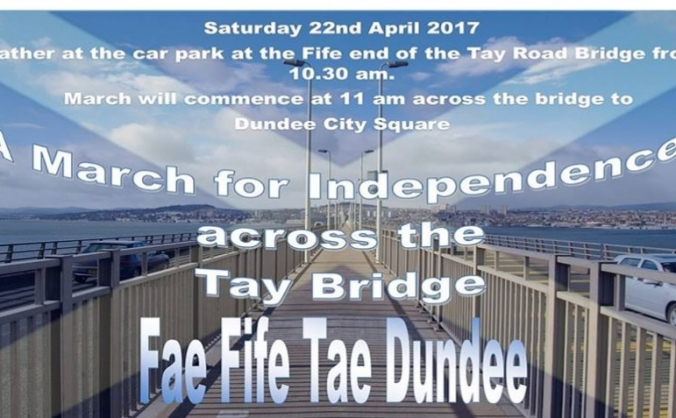 Yes North East Fife - 'Fae Fife tae Dundee'