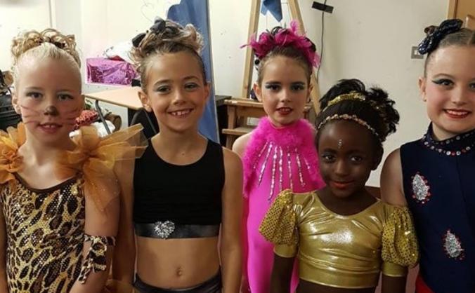 Michelle Ahern School of Dance Fundraising