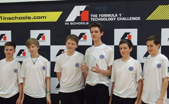 F1 In Schools- Help Us Reach the Nationals!