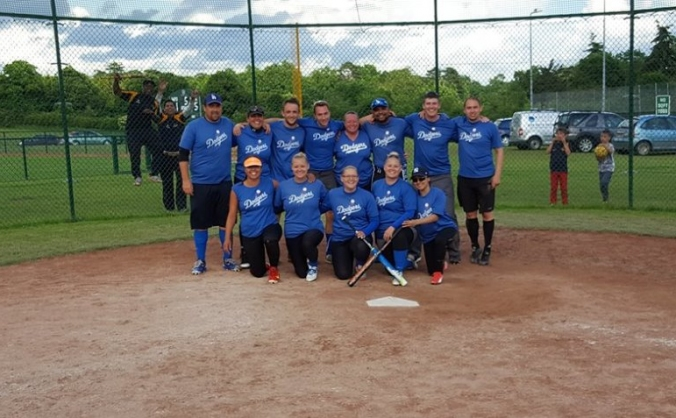 Dodgers (national) Slowpitch softball team